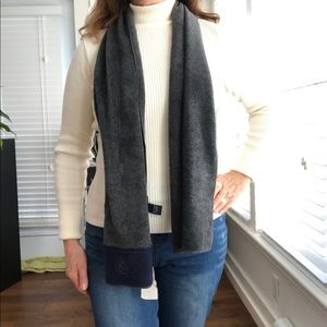 Nautica fleece scarf